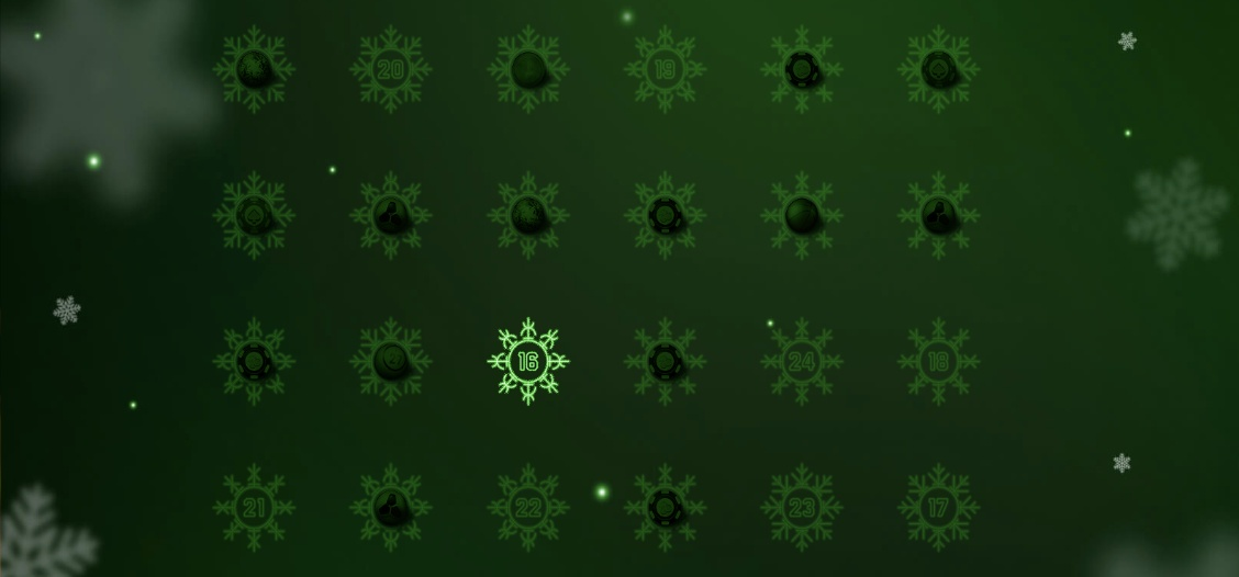 Unibet Casino Adventskalender