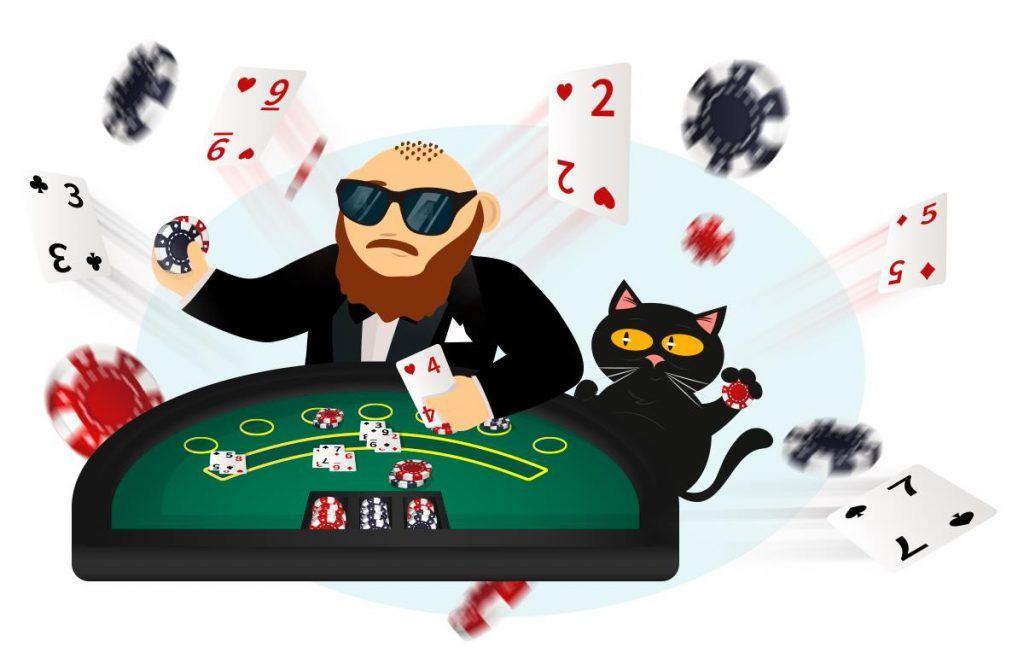 Die Geschichte des Blackjack-Spiels