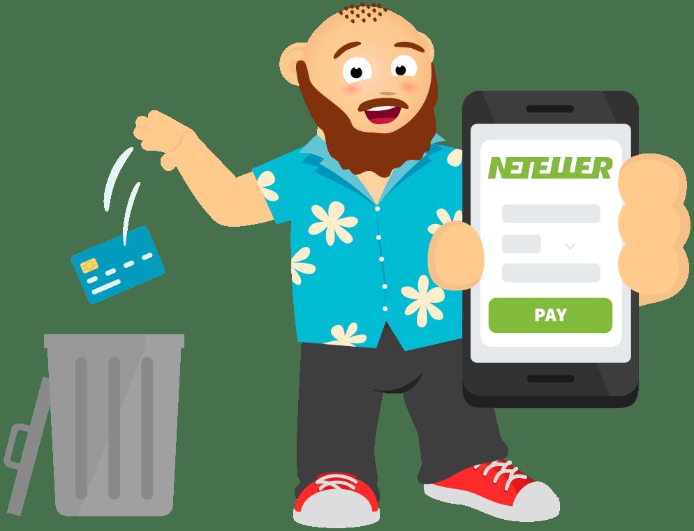 Neteller Casinos – Die besten Online Casinos die Neteller als Zahlungsoption akzeptieren