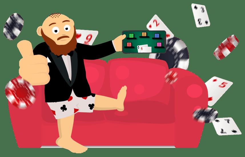 Welche Arten von Casino-Spiele kann man spielen