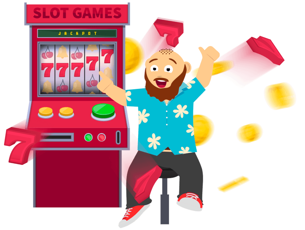 3-Rollen-Spielautomaten