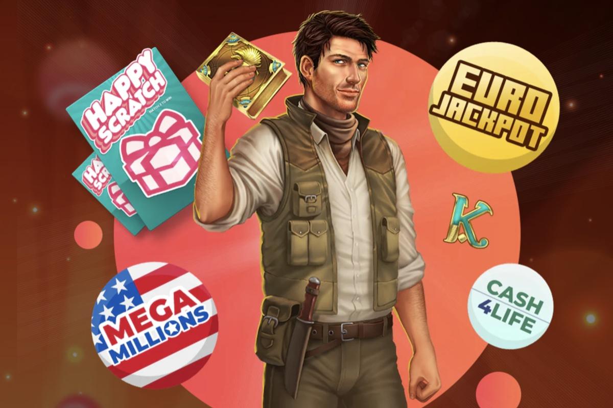 megalotto Casinospielen und fantastische Lotteriespiele