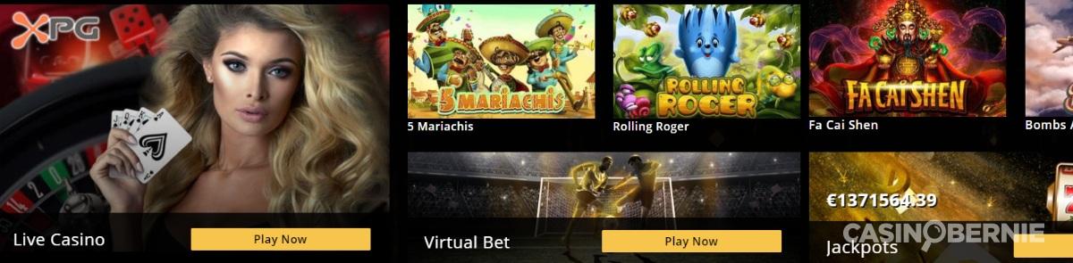 casinobernie play24bet spiele