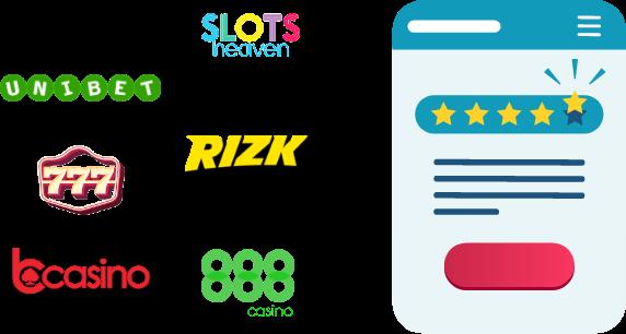 Wie wir Online Casinos bewerten
