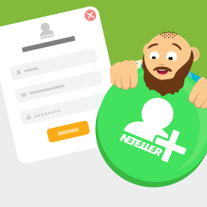 Make Neteller your banking option