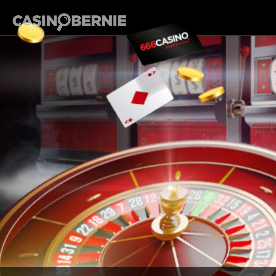 casinobernie 666casino review