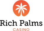 casinobernie rich palms casino logo