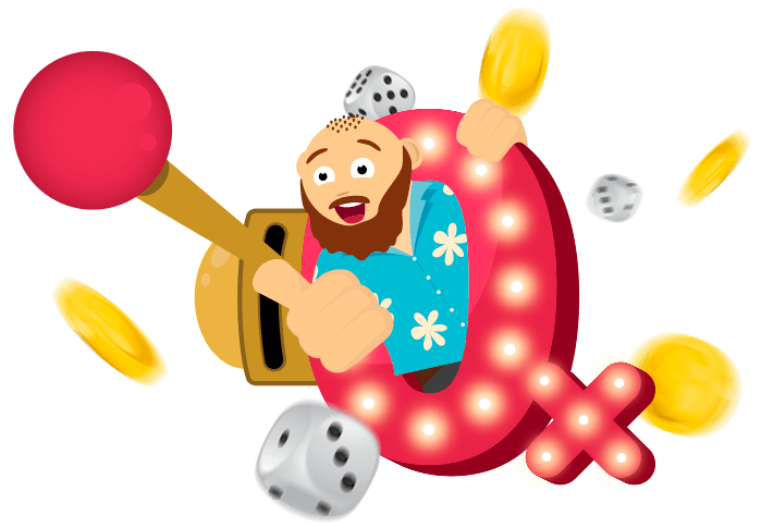 Spielen Sie im Online Casino mit CasinoBernie