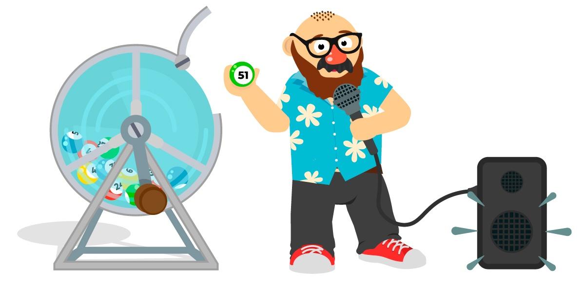 Online Bingo mit Casinobernie