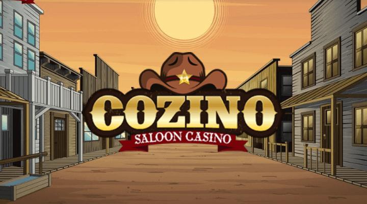 Cozino online western casino