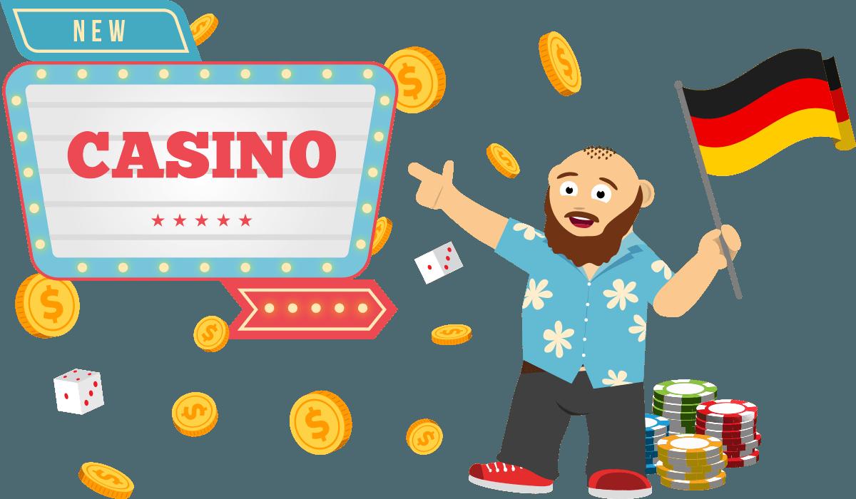 Finden Sie die besten neuen Online Casinos mit CasinoBernie