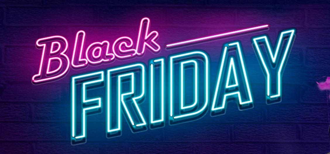Black Friday 21.com promo