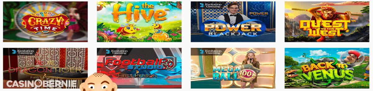 Boss Casino Neue Spiele