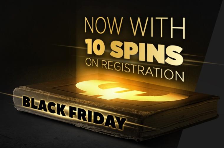 GoWild Casino Black Friday Angebot