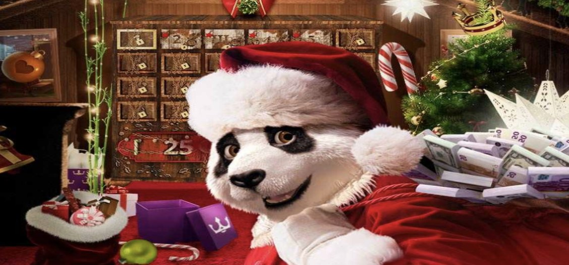 Royal Panda Adventskalender Weihnachten
