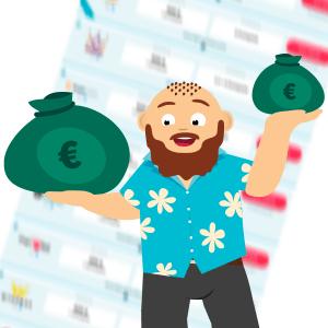 Schritt 2: Vergleichen Sie die casino boni