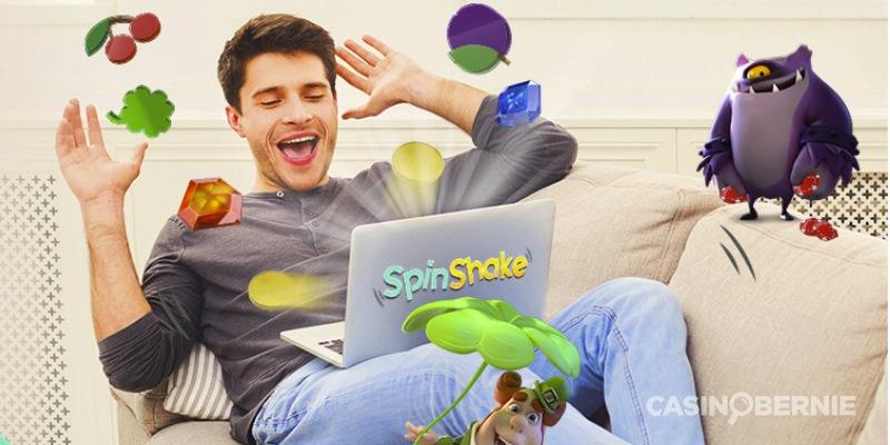 spin shake