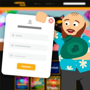 Wie macht man eine Einzahlung in einem Online-Casino? Schritt 2 - CasinoBernie