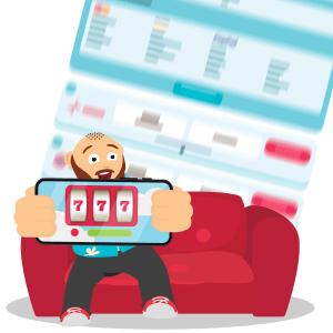 Wie macht man eine Einzahlung in einem Online-Casino? Schritt 3 - CasinoBernie