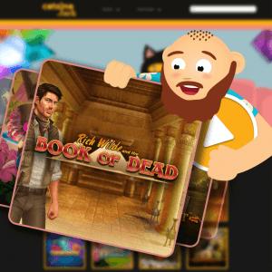Wie findet man den besten Online Spielautomaten? Schritt 2 CasinoBernie