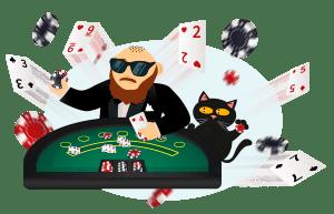 Bernie empiehlt die besten Online Poker Casinos