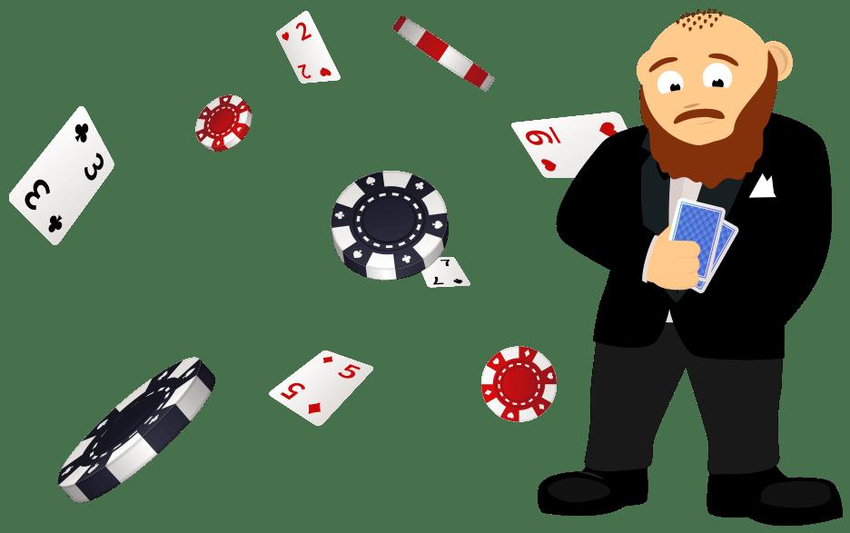 Pokerregeln mit Bernie
