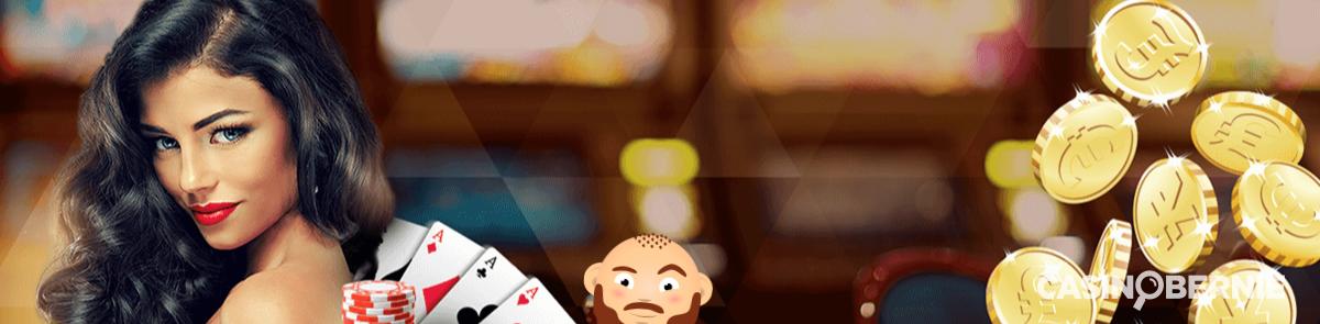 Casino Intense Rezension bei CasinoBernie