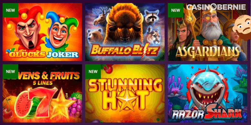 Spielautomaten Malina Online Casino