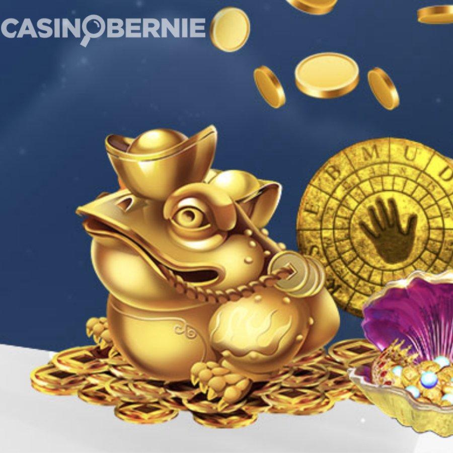 Casino Bernie Sticky Wilds