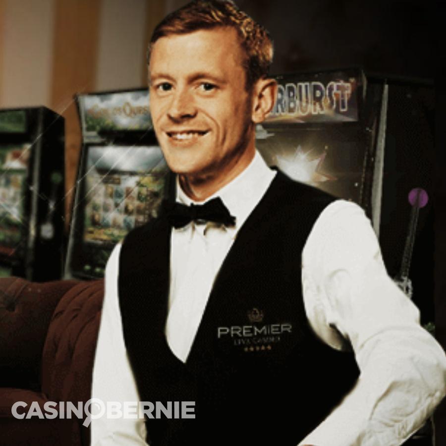 bernie de premier live casino