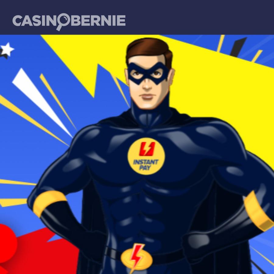 casinobernie instant pay rezension