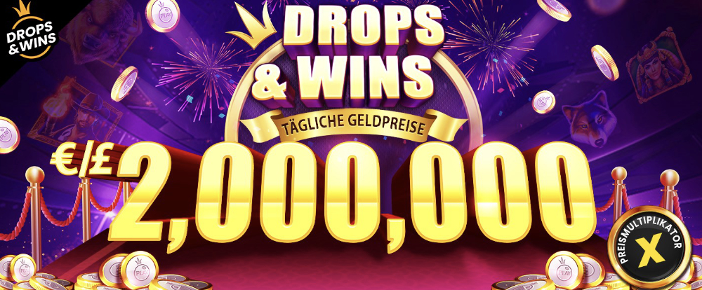 Drops and Wins Deal