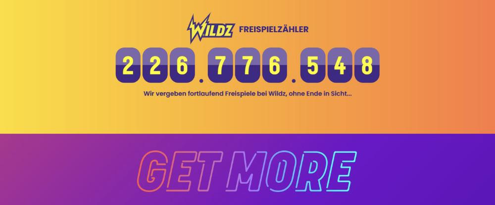 Wildz Get More