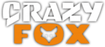 crazy fox logo casinobernie