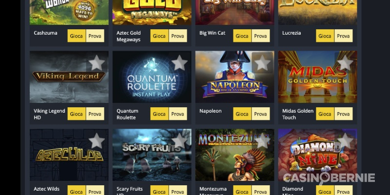 Goldbet Casino - CasinoBernie