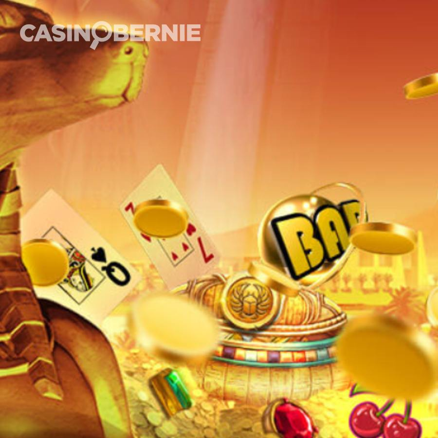 casinobernie bets palace anmeldelse