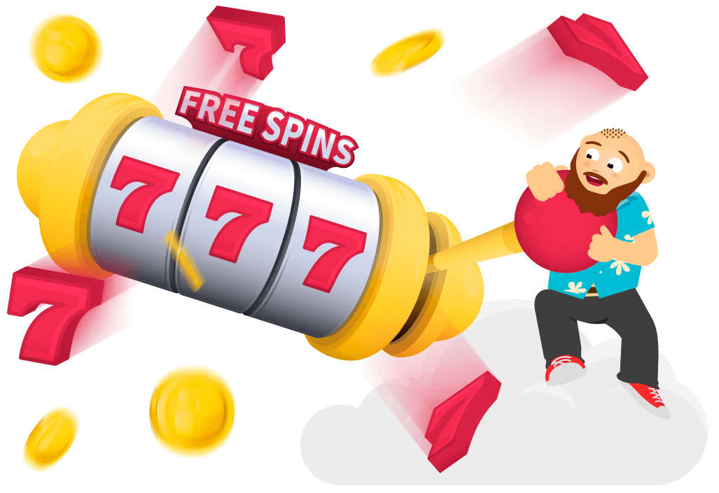 welcome bonus - free spins