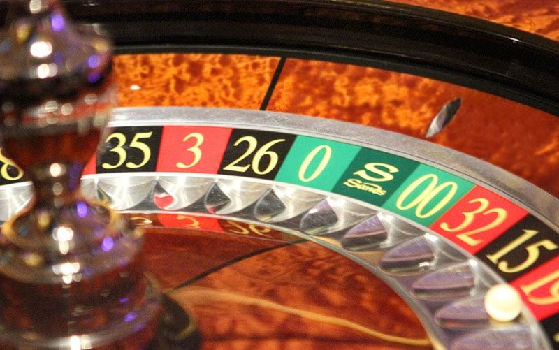 Betting options for online roulette