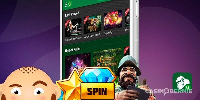 unibet casinobernie