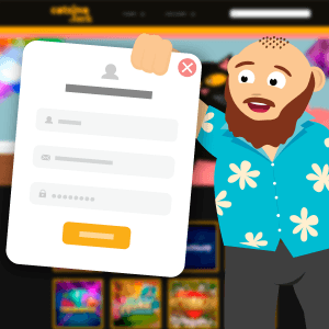 Sign up and try new casino sites