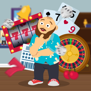 Explore casino game types