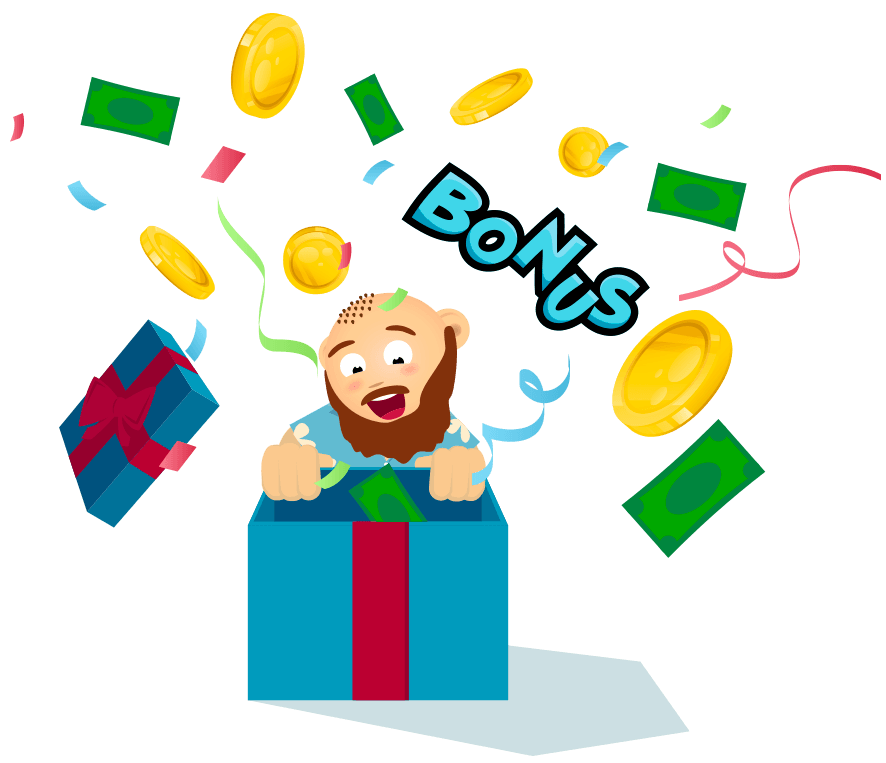 Pay by mobile phone bonuses
