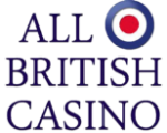 allbritish casino logo bernie